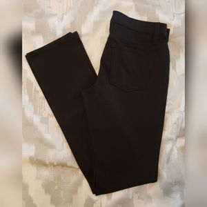 Brand New Ann Taylor SUPER BLACK Pants/Jeans